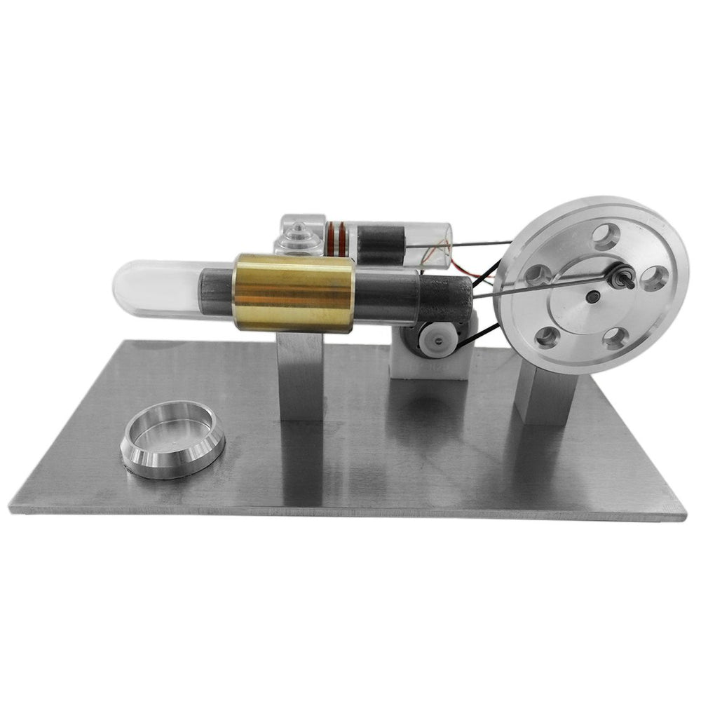 Stirling Engine Kit Balance Stirling Engine Model Education DIY Kit Engine Toy Enginediy - enginediy