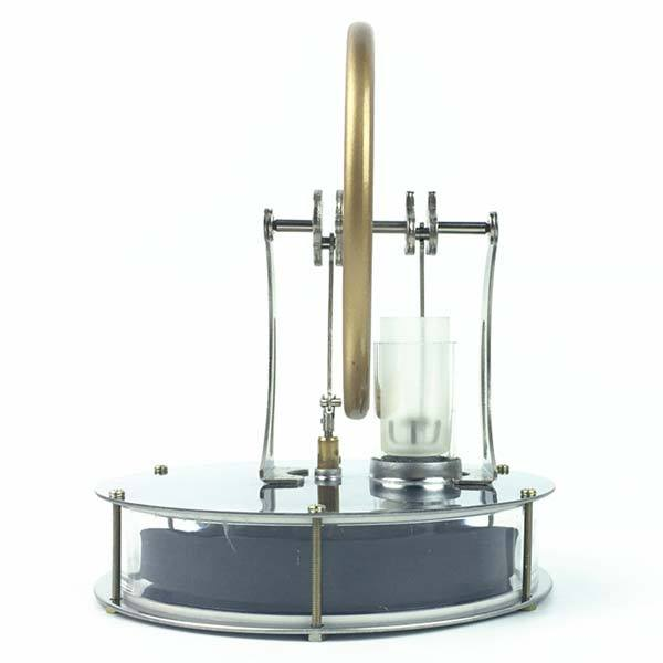 enginediy Low Temperature Stirling Engine Low Temperature Stirling Engine Coffee Cup Stirling Engine Model Education Toy - Enginediy