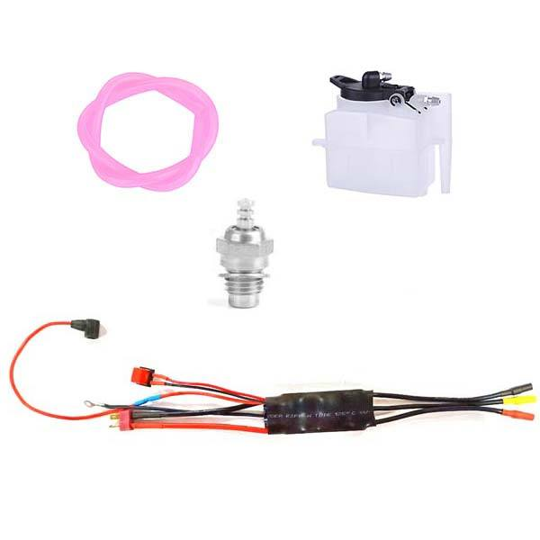 enginediy Engine Models 4 Stroke RC Engine Start Part for TOYAN FS-S100  FS-S100 (W) Methanol Engine