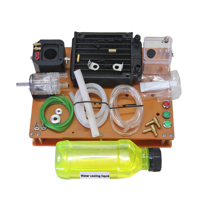 DIY Water Cooling Kit for Toyan Methanol Engine Model (No Engine)