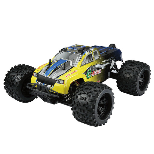 FS Racing 31803  RC Car 1:18 2.4G Wireless 4WD Nitro Vehicle RC Monster Truck Model - RTR - enginediy
