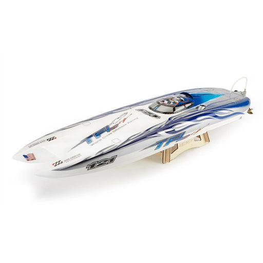 TFL 1122Z Genesis900 RC Electric Boat with 3674/2075KV Motor 120A ESC (ARTR) - Single Motor - enginediy