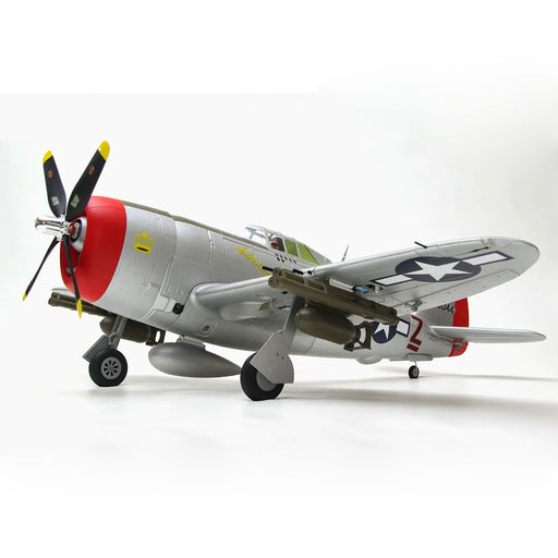 980mm P-47 Attack Fighter RC Plane Electric Airplanes Model Assembly Fixed-wing Aircraft - PNP Version - enginediy