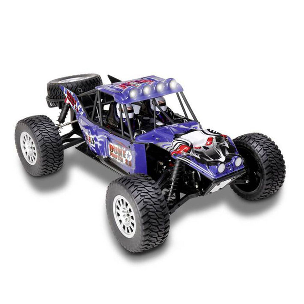 FS Racing 53625 1:10 4WD Electric Brushless Desert Off-road Vehicle 2.4G Wireless RC Model Car - RTR Version
