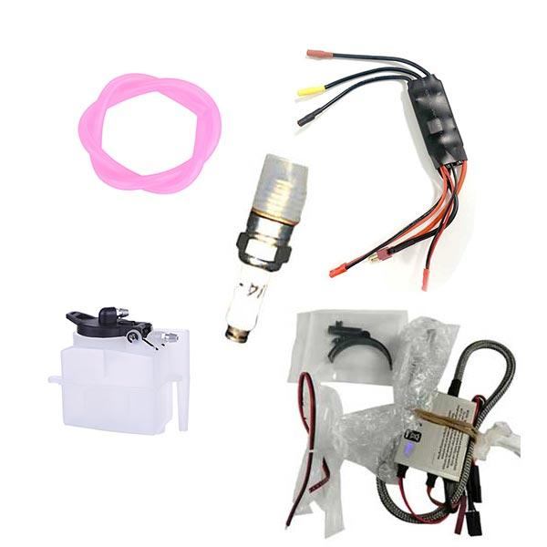 enginediy Engine Models 5pcs 4 Stroke RC Engine Starter Parts for TOYAN FS-S100G  FS-S100G (W) Engine Parts