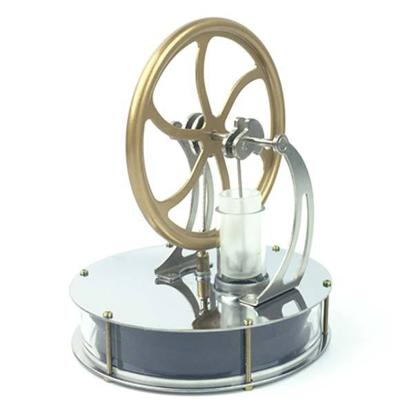 Low Temperature Stirling Engine Coffee Cup Stirling Engine Model Education Toy - Enginediy - enginediy