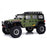 YK 4102PRO 1/10 2.4G 6CH 4WD Off-road Vehicle RC Crawler RC Car Remote Control Truck