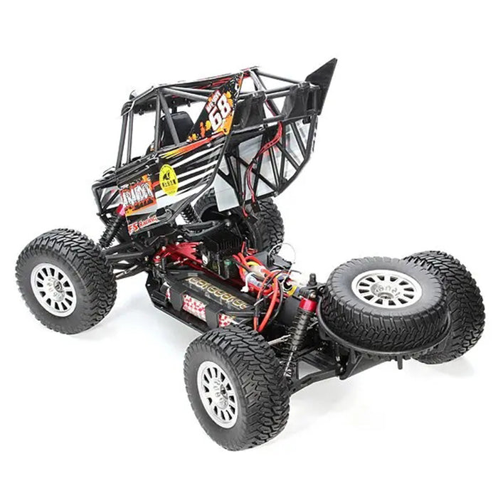 FS Racing 53910  RC Car 1:10 2.4G Wireless Electric Brushed Vehicle RC Desert Off-road Vehicle Model - RTR - enginediy