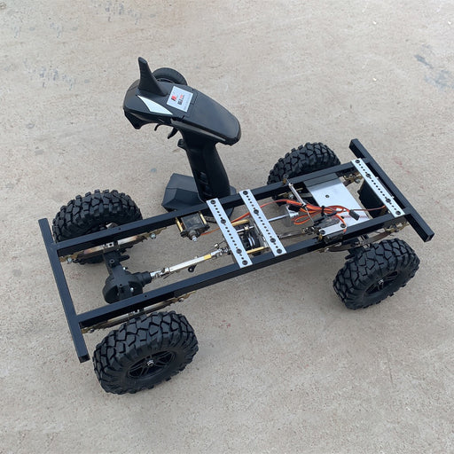 RC Car Kits Set without Toyan Engine, Frame, Toyan Engine Parts, Remote Controller - Enginediy - enginediy