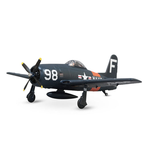1100mm F8F Bearcat Fighter RC Plane Electric Airplanes Model Assembly Fixed-wing Aircraft - PNP Version - enginediy