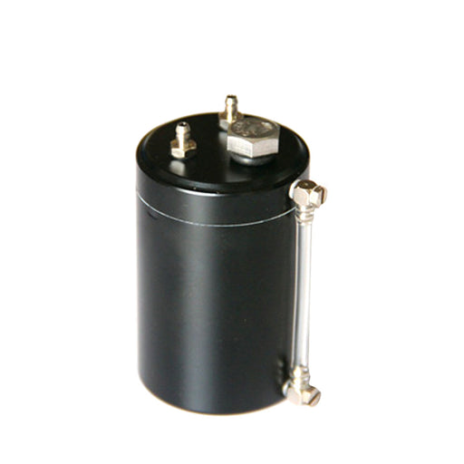 55ml Metal Oil Tank Fuel Container with Double Nozzles Oil Level Display for Engine Model / Model Cars Boats