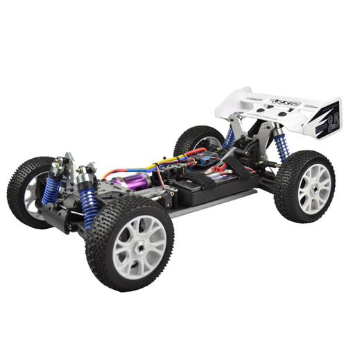 VRX RH812 1/8 Scale 4WD Brushless RTR Off-road Buggy High Speed 2.4GHz RC Car(with 80A ESC, 3660 Motor)- R0033 Red Black - enginediy