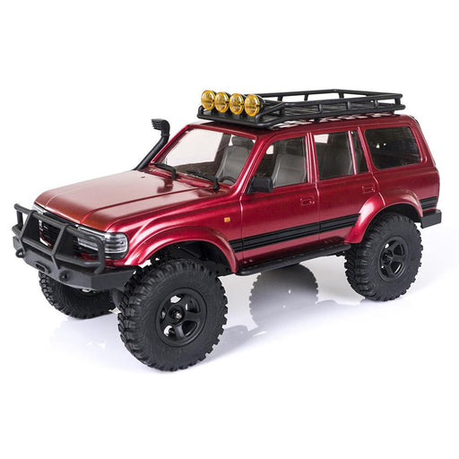 ROCHOBBY RC Car 1:18 2.4G KATANA Waterproof Crawler Remote Control Car Off Road Vehicle Model RTR Toys - enginediy