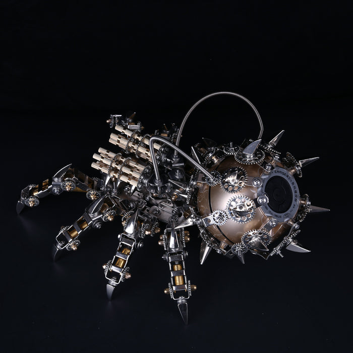 3D Puzzle Model Kit Mechanical Tarantula Scorpion Model DIY Bluetooth Speaker