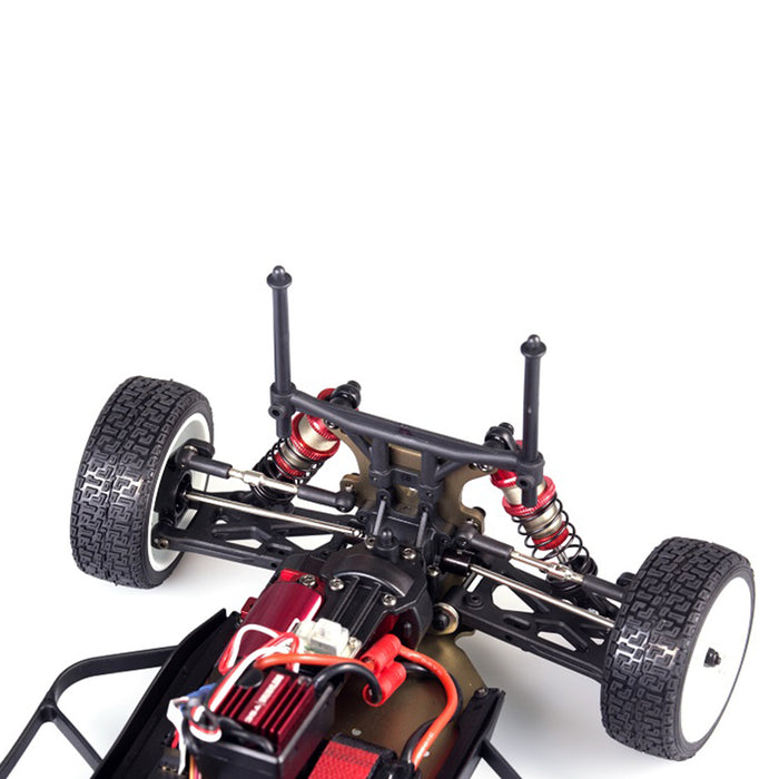 LC Racing EMB-WRCH 1:14 2.4G 50+KM/H 4WD Brushless RC Racing Rally Car - RTR - enginediy