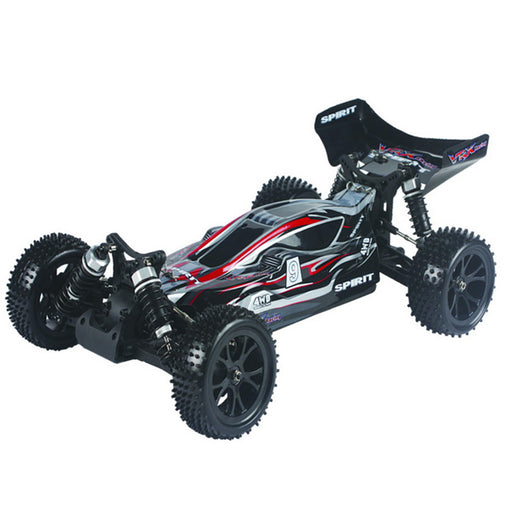 VRX RH1016 1/10 Scale 4WD Brushed RTR Off-road Buggy 2.4GHz RC Car with 400A ESC, 550 Motor - enginediy