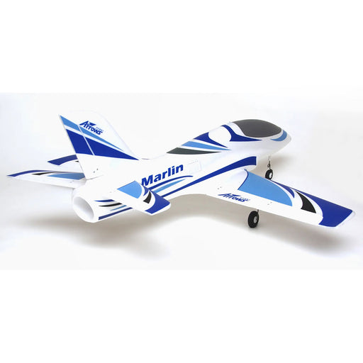 64mm Marlin RC Plane Electric Airplanes Model Assembly Trainer Ducted Aircraft Fixed-wing Aircraft - PNP - enginediy