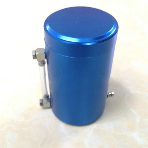 Aluminium Alloy Fuel Tank with Oil Level Display for Methanol Gasoline Engine RC Engine - enginediy