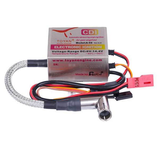 CDI Igniter for TOYAN FS-S100G Four Stroke Petrol Engine - enginediy