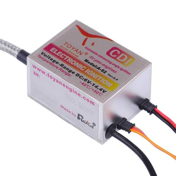 enginediy Engine Models CDI Igniter for TOYAN FS-S100G Four Stroke Petrol Engine