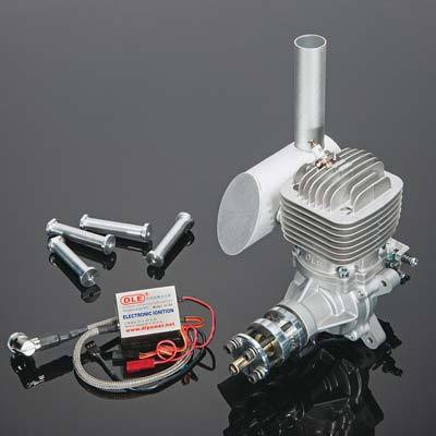 DLE Engines DLE 61CC Gas RC Aircraft Engine for RC Plane - enginediy