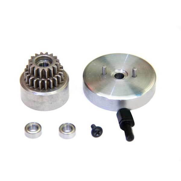Double Gear Clutch Flywheel Modified Kit for Toyan Engine FS-S100G FS-S100G (W) - enginediy