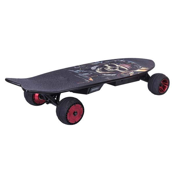 enginediy ELECTRIC SKATEBOARD Electric Skateboard BRT03 4-Wheel Electric Skateboard