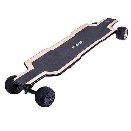 Electric Skateboard BRT-01 FOCBOX UNITY VESC6.0 ALL-TERRAIN LONGBOARD with Fast Charger - enginediy