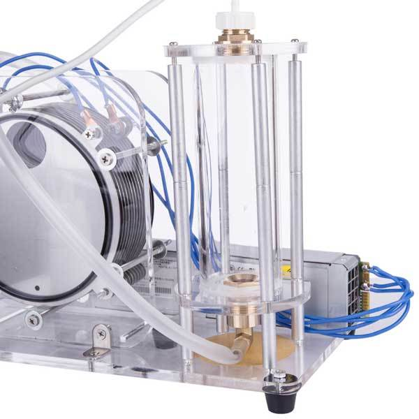 Electrolysis Water Hydro Generator - Oxy-hydrogen Flame Generator Kit - Engineidy - enginediy
