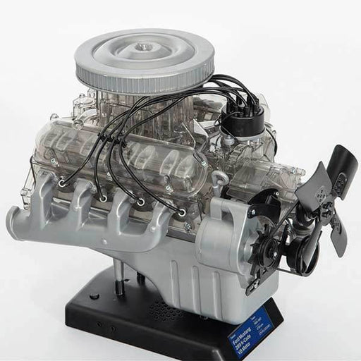enginediy DIY Engine Ford Mustang V8 Engine Model Kit - Build Your Own V8 Engine - Enginediy