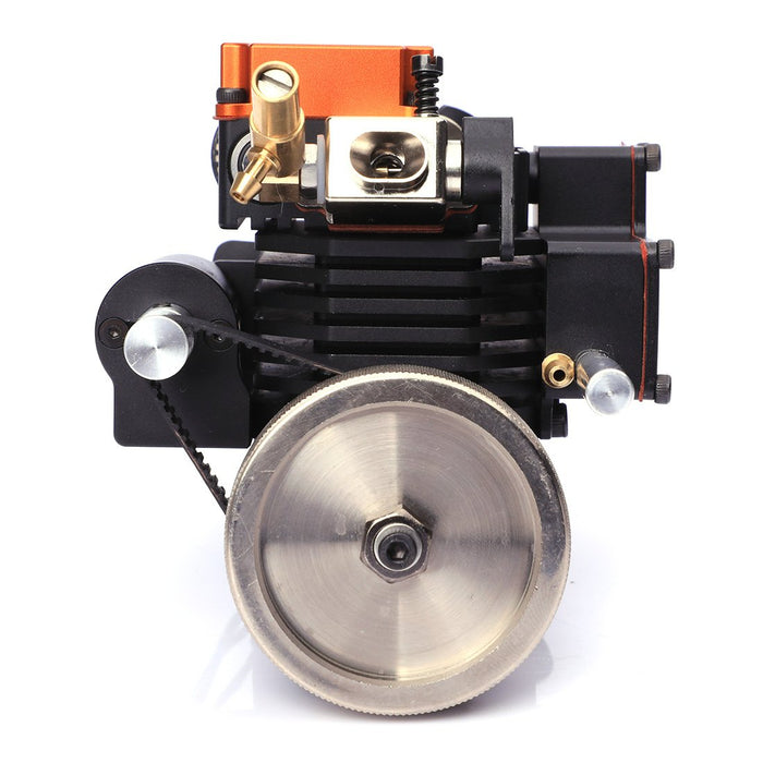 Toyan FS-S100 4 Stroke RC Engine Four Stroke Methanol Engine Kit for RC Car Boat Plane - enginediy