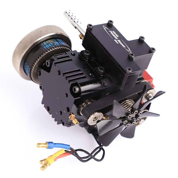 enginediy Engine Models Four Stroke Methanol Engine Water Cooling Four-stroke Engine Model FS-S100(W) - Enginediy