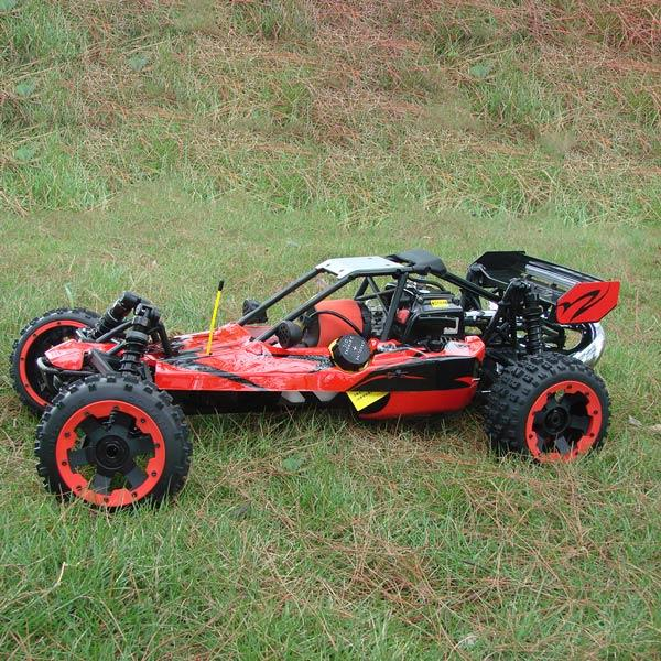 enginediy RC Engine Gas Powered Baja Rc Car 1/5 Scale Off-road Vehicle 29cc Gas Engine RTR Truck
