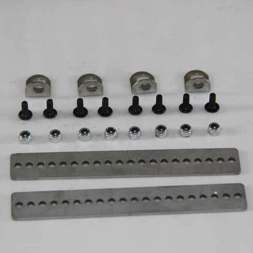 Gearbox Mounting Rack Set for 1:10 Scale RC Car Toyan 4 Stroke Engine - enginediy