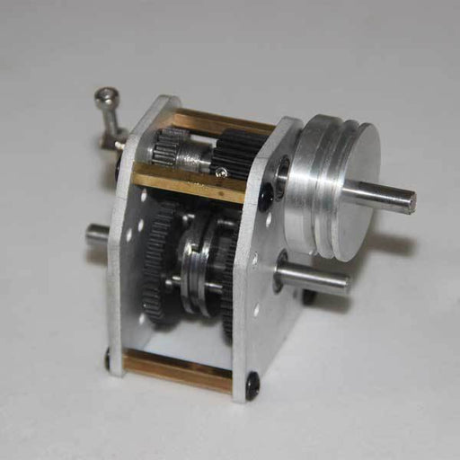 Gearbox with Wheel Part for Toyan 4 Stroke Engine Part FS-S100 FS-S100(W) FS-S100G FS-S100G (W) - enginediy