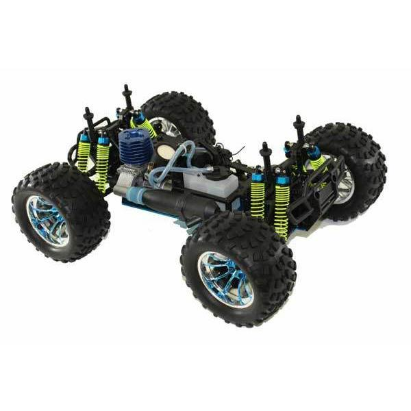 HSP 94188 1/10 RC Car 4WD Nitro Gas Powered Monster Truck Vehicle - enginediy