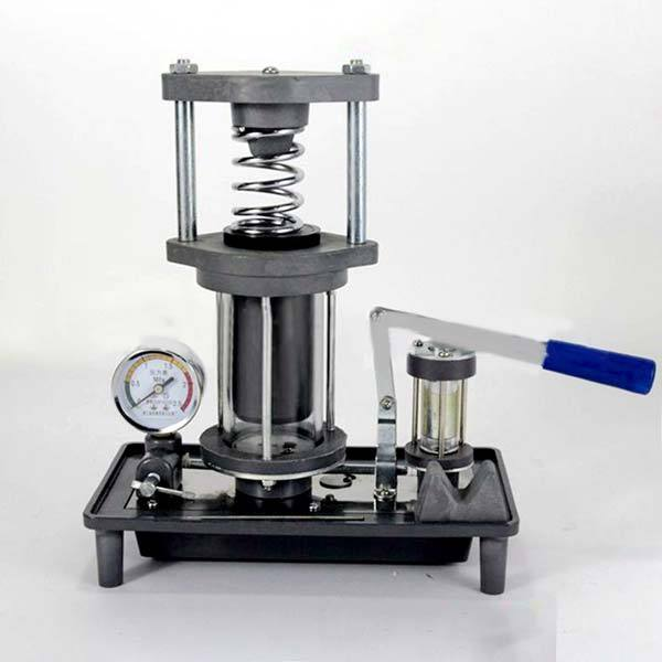 Hydraulic Press Machine Hydraulic Press Lab Model - Enginediy - enginediy