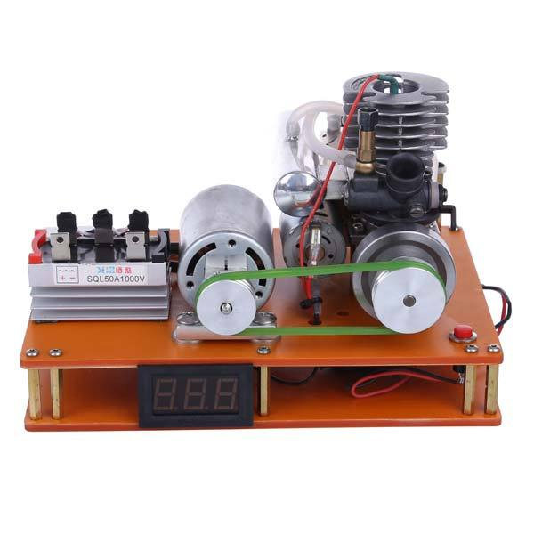 enginediy Engine Models Level 15 100-500v Low Voltage Methanol Motor Electric Generator - Enginediy