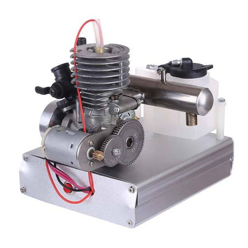 enginediy Engine Models Low Voltage Generator One Button Start Gasoline Motor Engine - Level 15, 30 Watt - Enginediy
