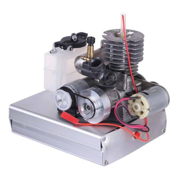 Level 15 Low Voltage Motor One Button Start Gasoline Engine Electric Generator- Enginediy - enginediy