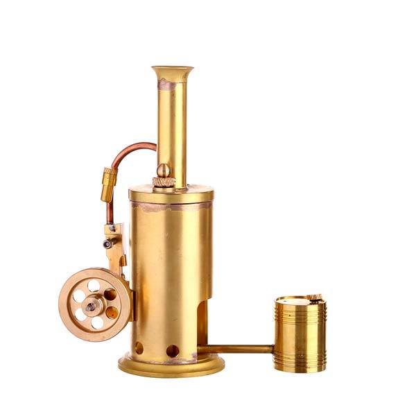 enginediy Steam Engine M6 Mini Steam Engine Kit with Steam Engine Boiler Gift Collection - Enginediy