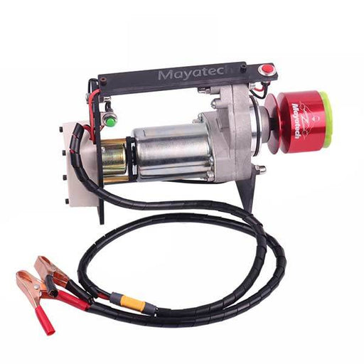 Mayatech TOC Electric Starter for 10-80cc RC Airplane Gasoline Engine Nitro Engine - enginediy