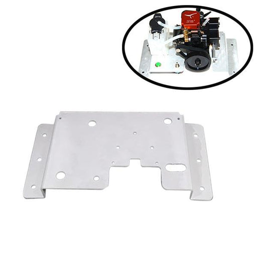 enginediy Engine Models Silver Mounting Start Bracket for Toyan 4 Stroke RC Engine FS-S100 / FS-S100G / FS-S100(W) / FS-S100G(W)