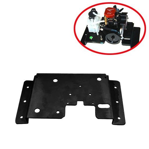 enginediy Engine Models Black Mounting Start Bracket for Toyan 4 Stroke RC Engine FS-S100 / FS-S100G / FS-S100(W) / FS-S100G(W)