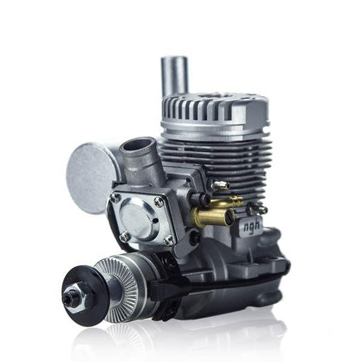 enginediy RC Engine NGH GT9 Pro 9cc Two-Stroke Gas Engine Air Cooled 2 Stroke Petrol Engine - Enginediy
