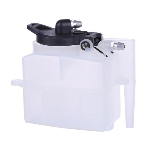 Oil Tank/Fuel Tank for Toyan Four Stroke Engine Model - Transparent White - enginediy