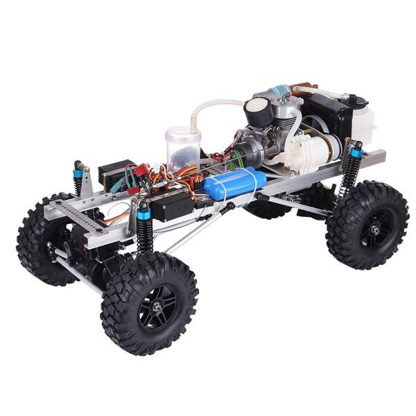 RC Car Engine 2.4G 4WD Electric with Water-cooled Methanol RC Engine - Enginediy - enginediy