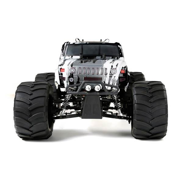 Rovan BM5 Monster Truck Gas BAJA Buggy 1/5 Scale 100km/h 29cc Gas Crawler - enginediy