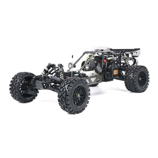 enginediy RC Car Rovan Baha320 Gas BAJA Buggy 1/5 Scale 32CC Gas Truck READY-TO-RUN - Black