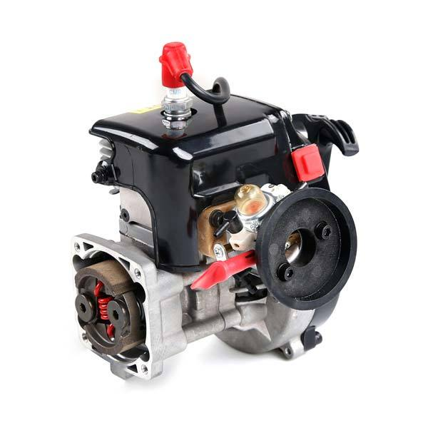 Rovan 32cc 4-Bolt Motor Engine Fit Rovan HPI KM BAJA LT LOSI RC Car - enginediy